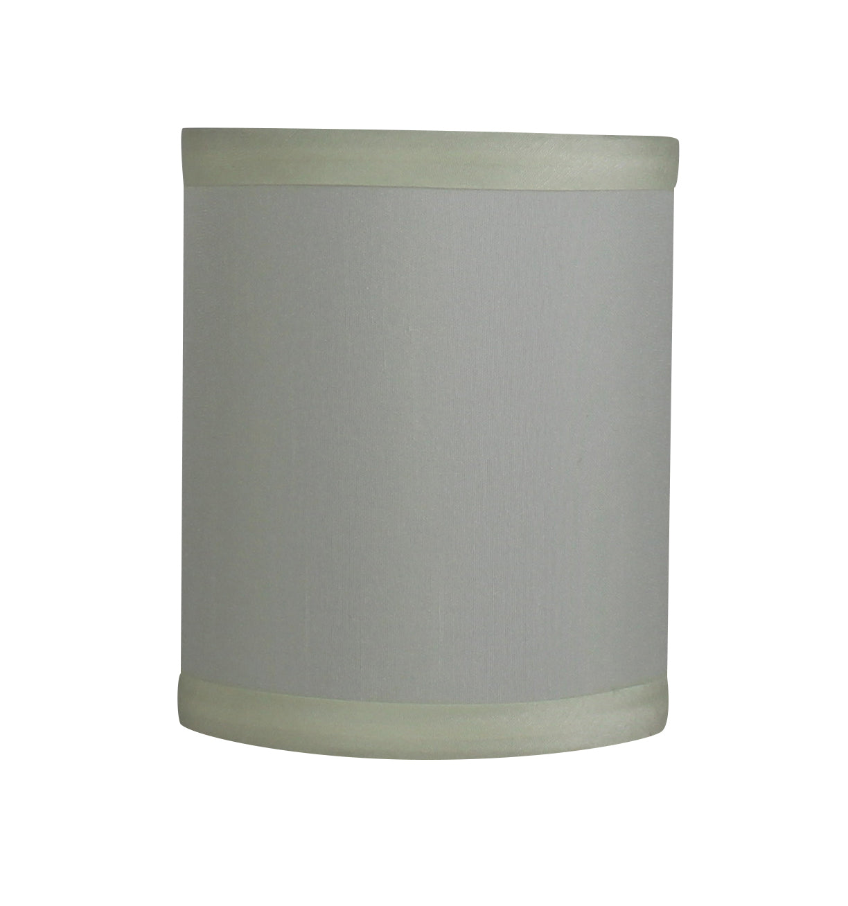 Silk 4-inch Drum Chandelier Lamp Shade - 4 Colors