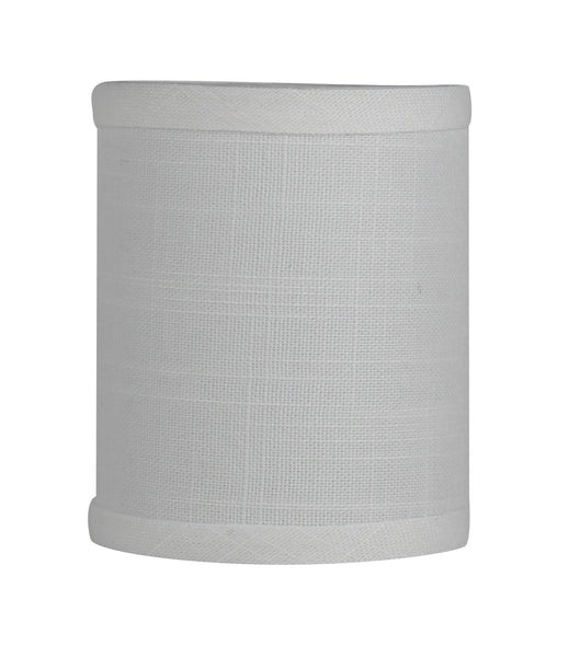 Linen 4 Inch Drum Chandelier Lamp Shade 4 Colors Urbanest
