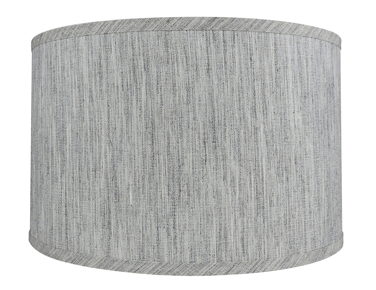 Classic Drum Smooth Linen Lampshade - 6 Colors
