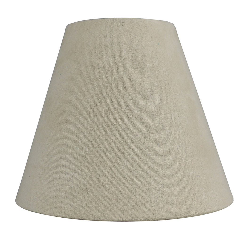 Urbanest set of 2 3 inch by 6 inch by 5 inch suede clip on suede 6 inch chandelier lamp shade 9 colors mozeypictures Image collections