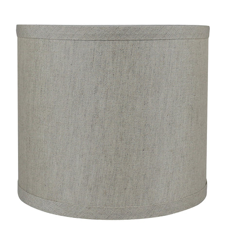 Classic Drum Smooth Linen Lampshade   6 Colors