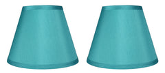 Coolie Hardback 9-inch Lampshade - 24 Colors