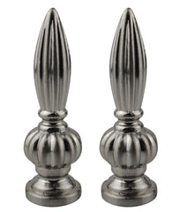Agnes Lamp Finial - 3 Finishes
