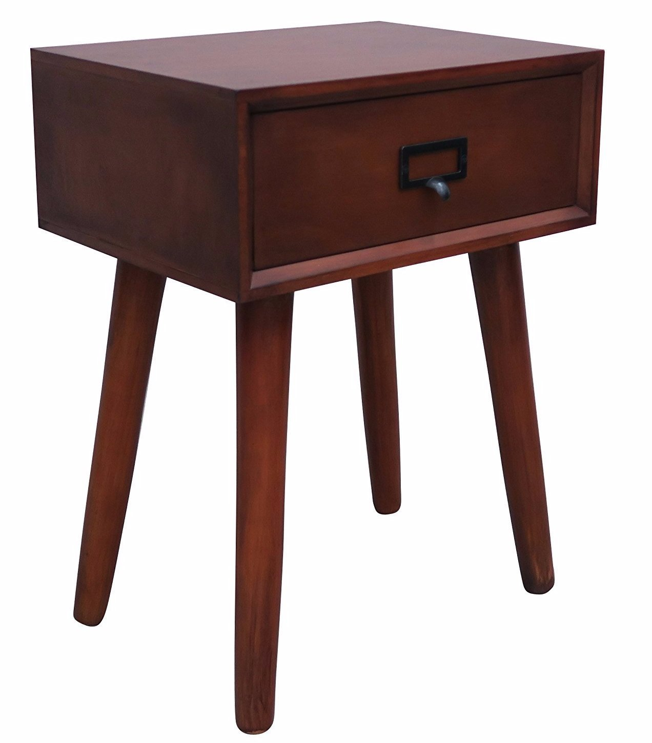 Hartford One Drawer Side Table   4 Finishes