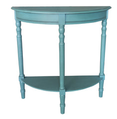 Salem Accent Half Table - 6 Finishes