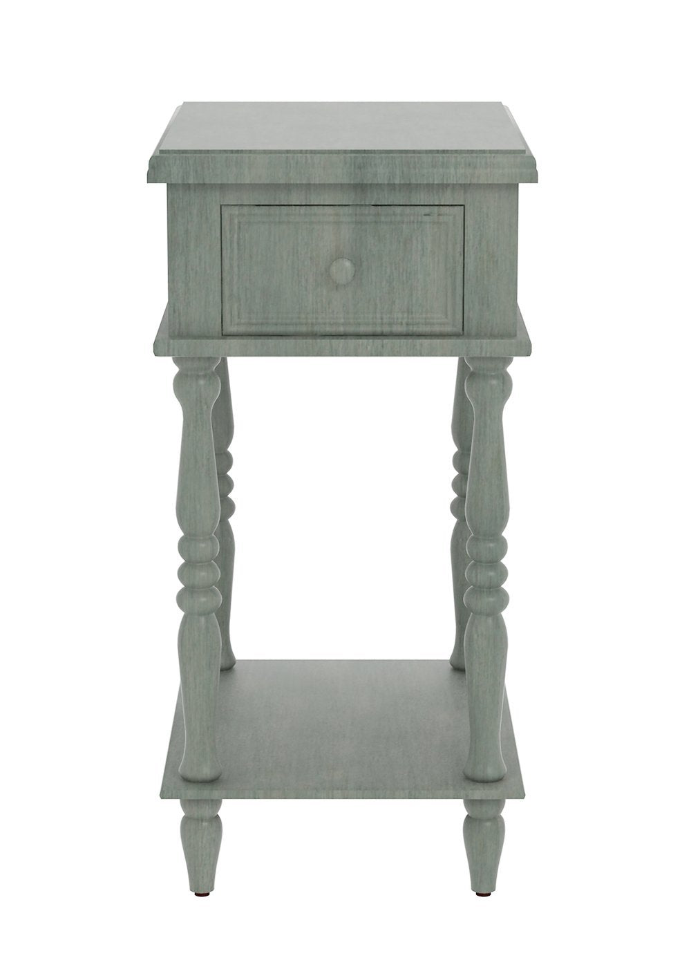 adams accent end table with drawer inch tall – urbanest - adams accent end table with drawer inch tall