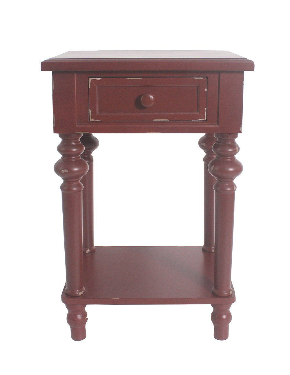 Brooks Accent End Table, 25 3/4 Inch Tall