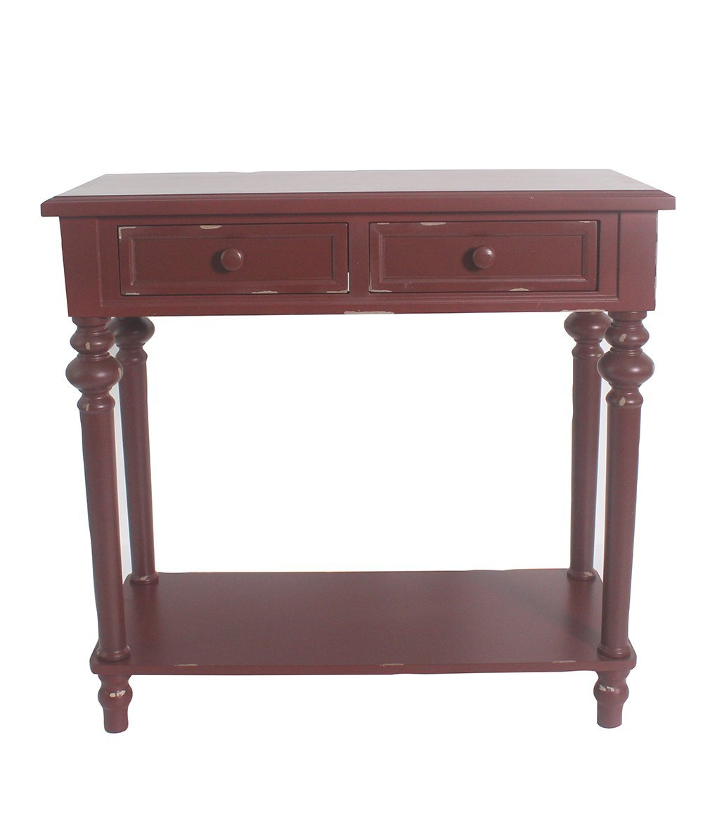 Shelton Accent End Table - 6 Finishes