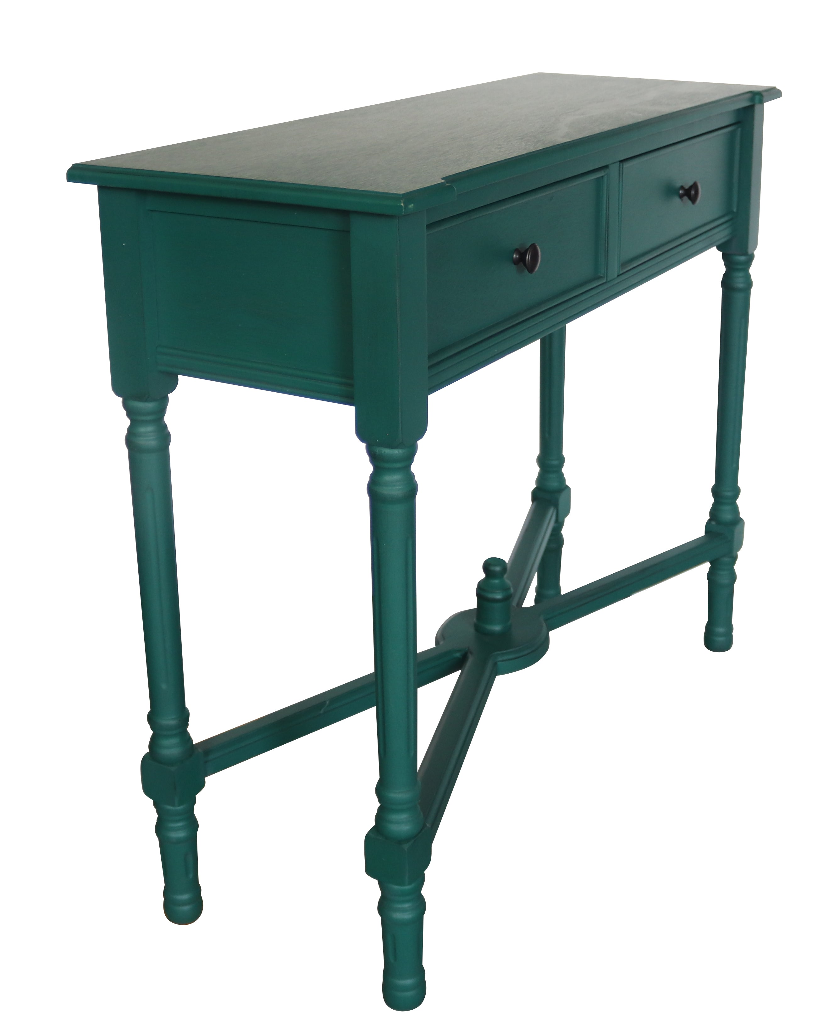 Woodbridge Console Table with 2 Drawers, 29 5/8-inch Tall, 35 3/4-inch Wide, 13-inch Deep