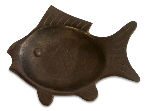 Cast Iron Japanese Fish Ashtray
