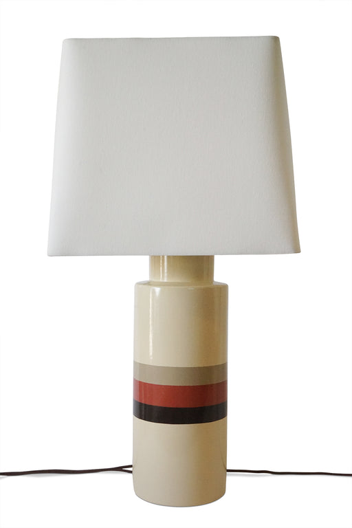 Pair of Mid-Century Ceramic Lamps