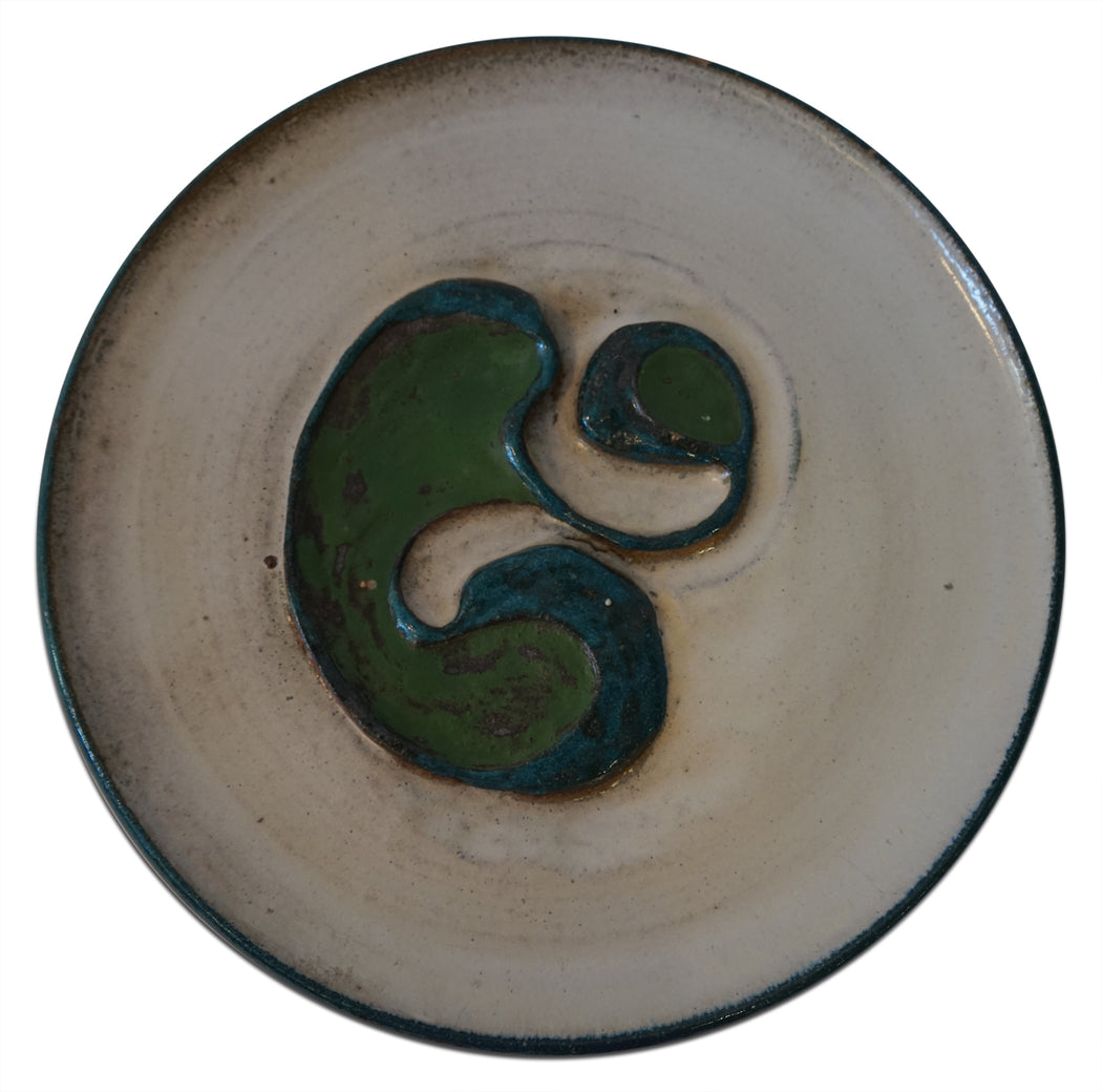 Ceramic Display Plate