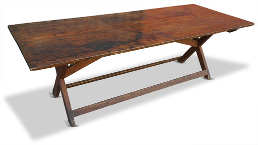 American Primitive Farm Table