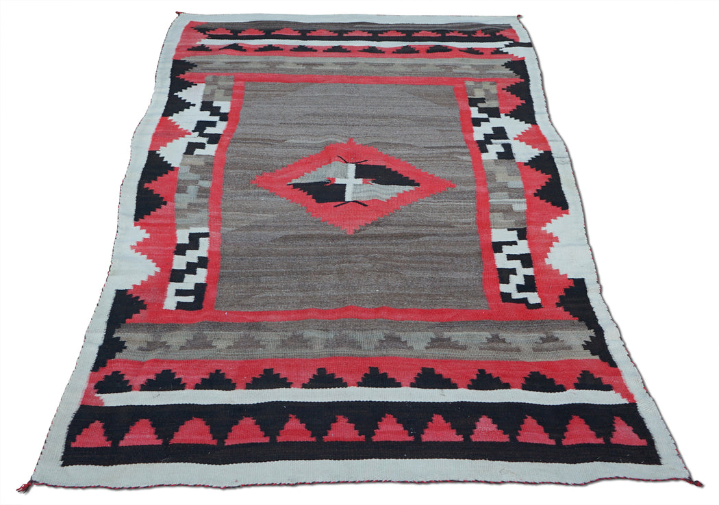 Antique Navajo Rug