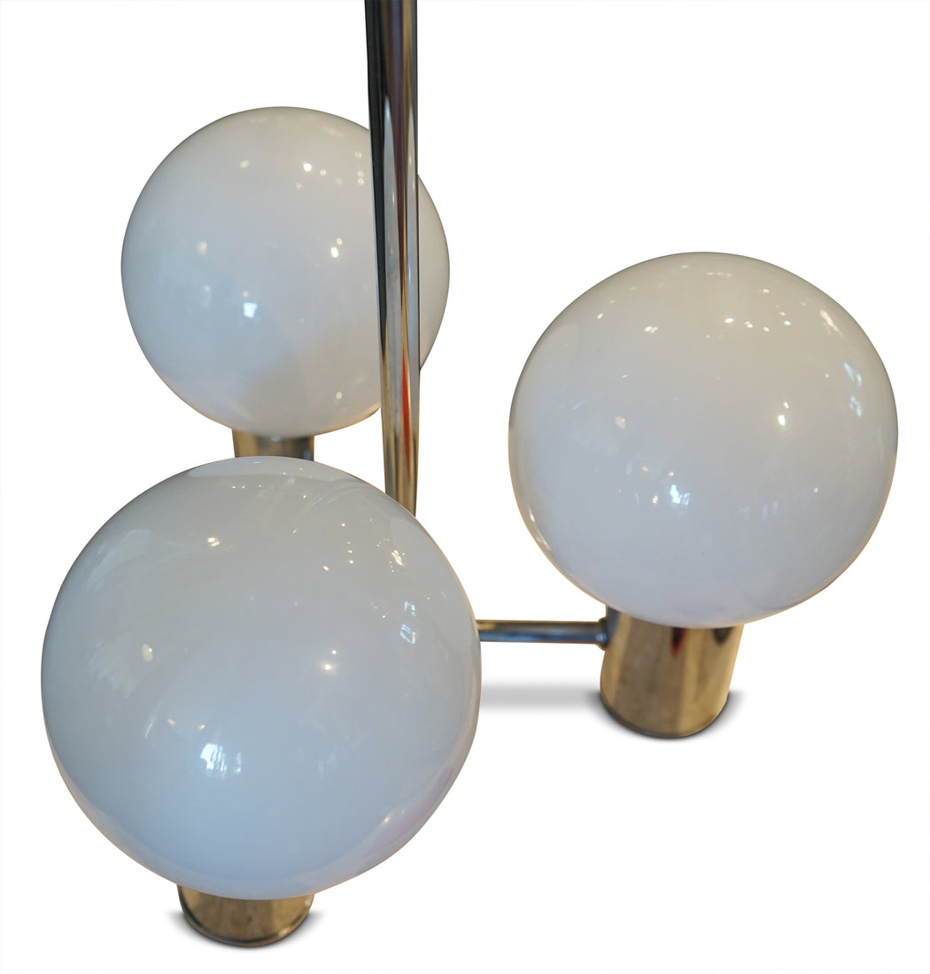 Robert Sonneman 4 Globe Table Lamp