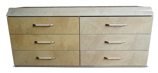 Travertine Laminate Dresser