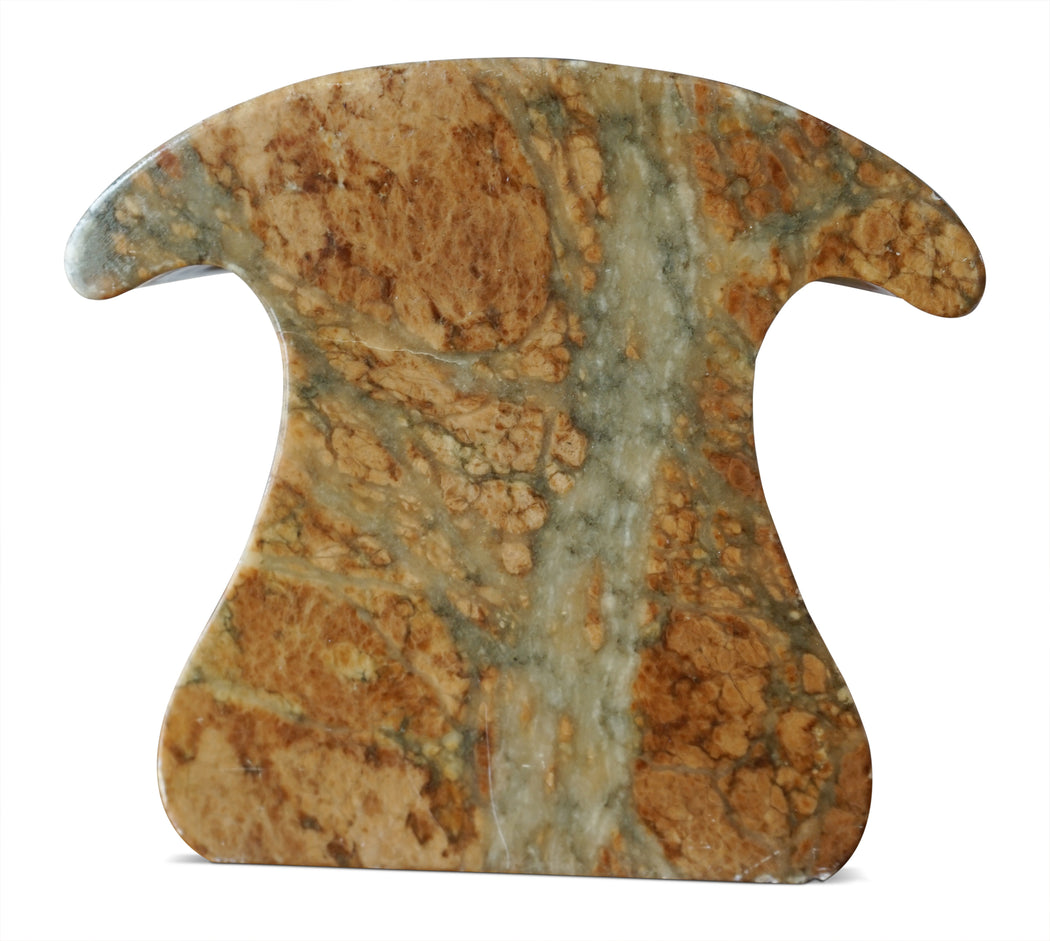 Stone Mushroom Bookend (single)