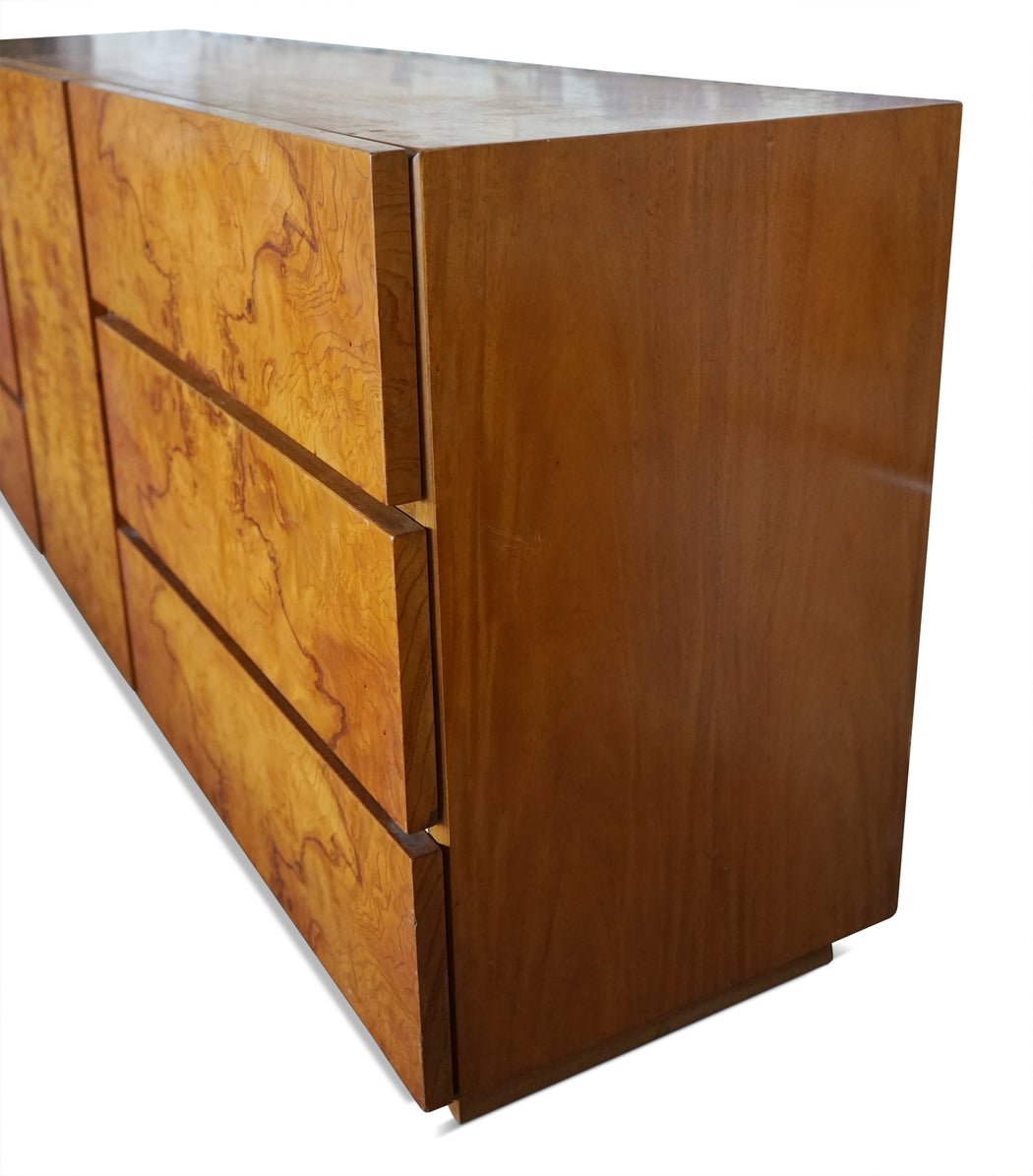 Burl Dresser by Lane
