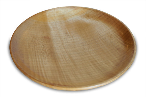 Large Wood Plate