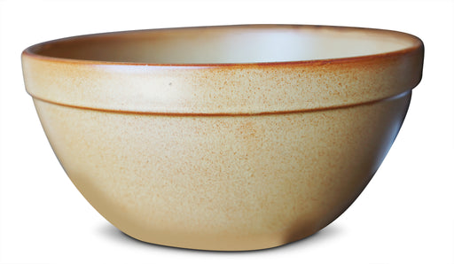 Yellow Speckled Ceramic Bowl