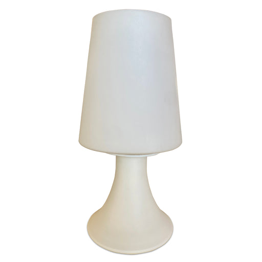 Frosted Glass Table Lamp