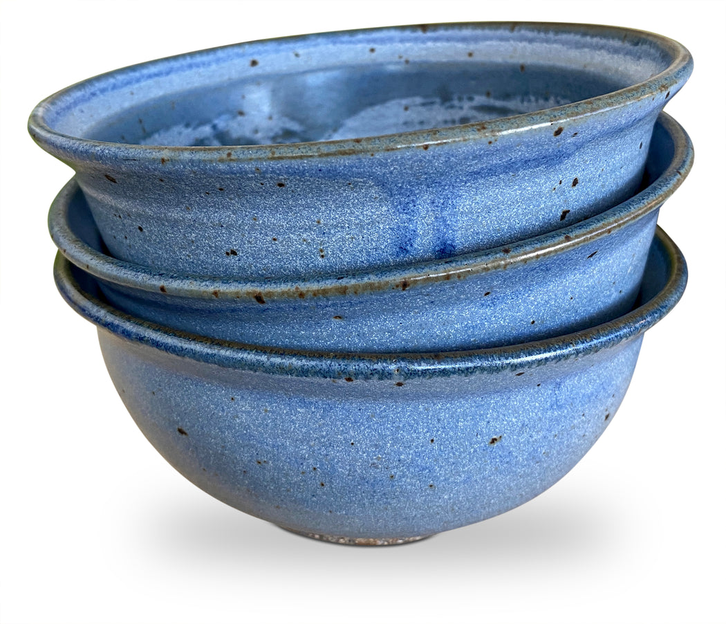 Blue Studio Pottery Bowl