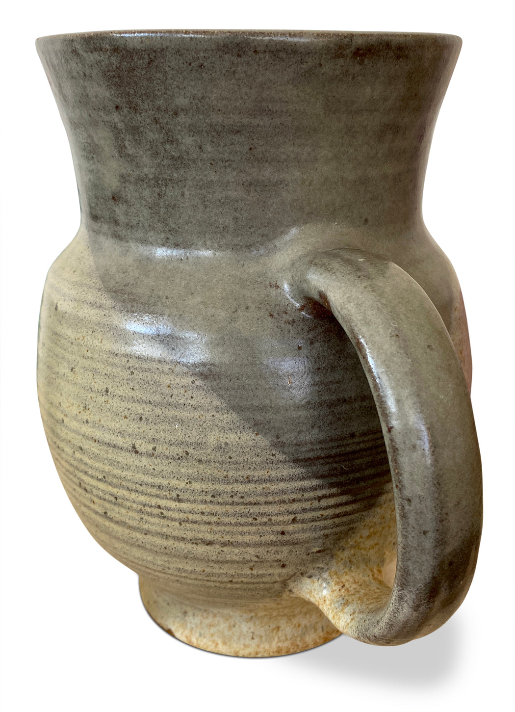 Jumbo Studio Pottery Pitcher