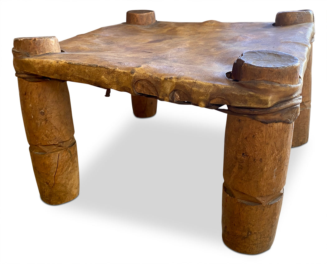 Primitive African Stool