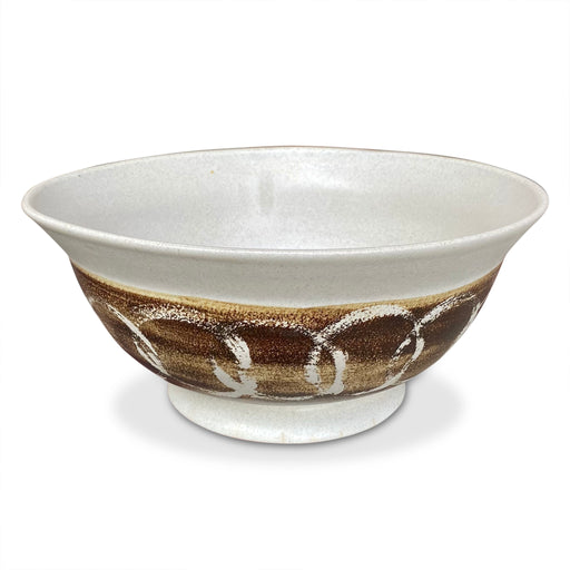Large Ceramic Fruit Bowl