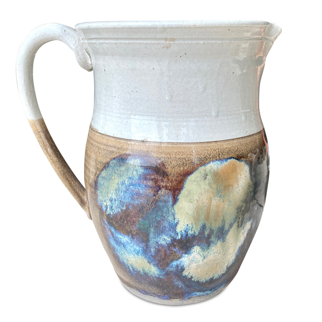 Jumbo Glazed Pitcher/Vase