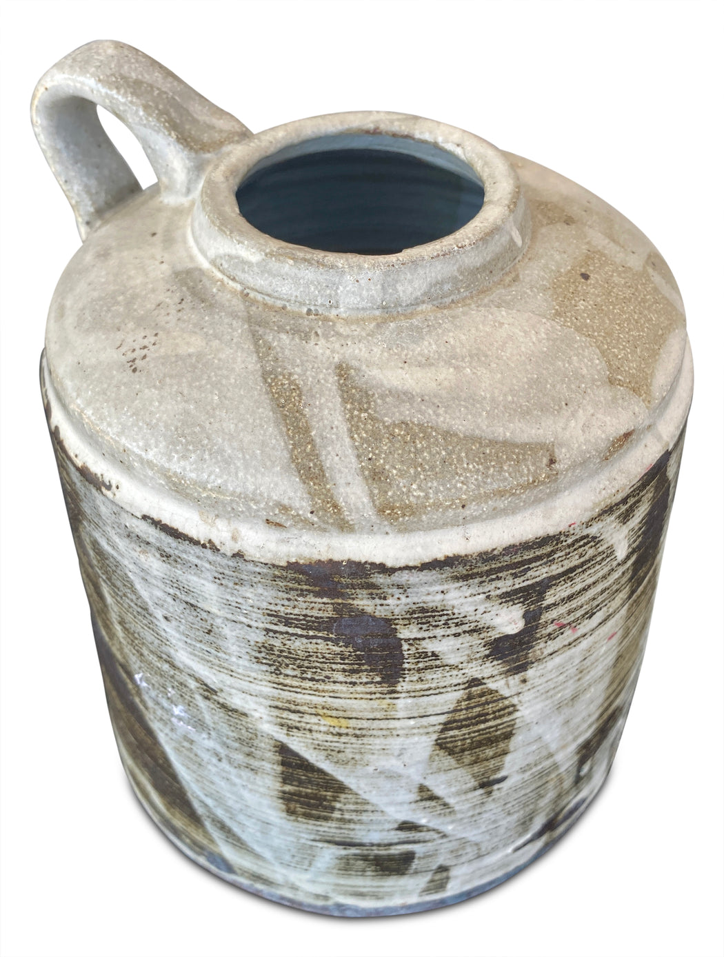 Studio Pottery Jug w Handle