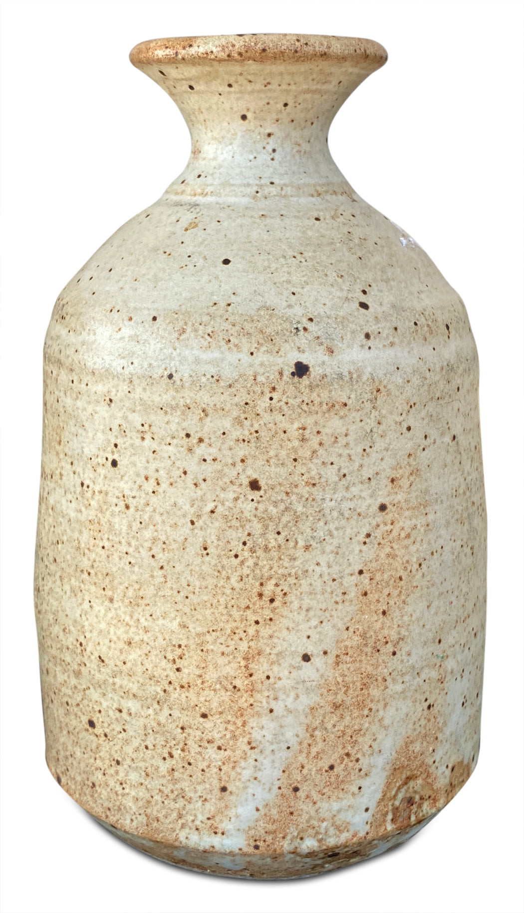 "Speckled ""Taos"" Studio Pottery Vase"