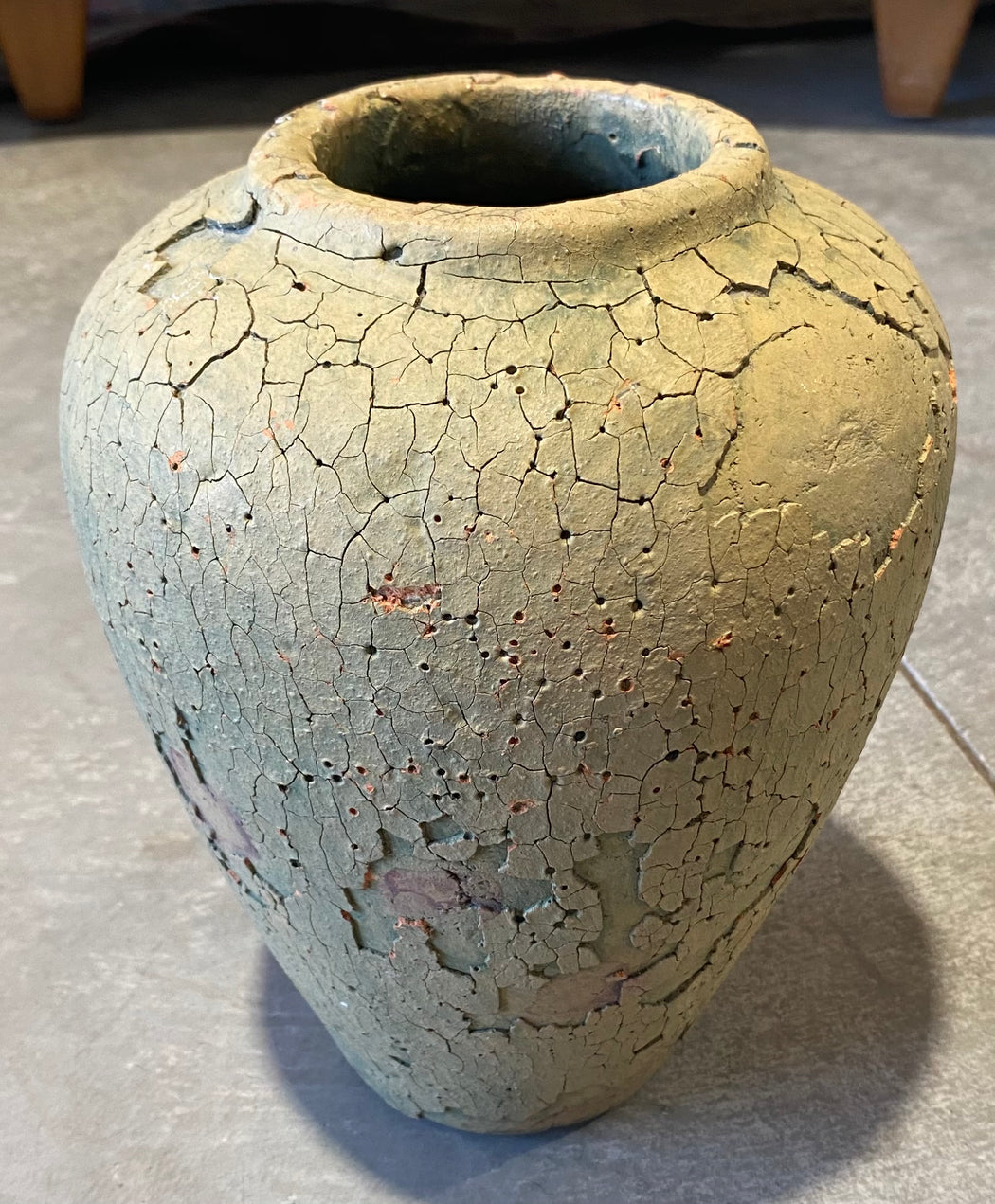 Terracotta Textured Pot