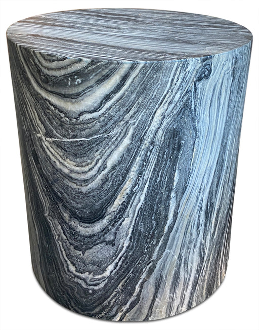 Kelly Wearstler Marble End Table/Stool/Pedestal