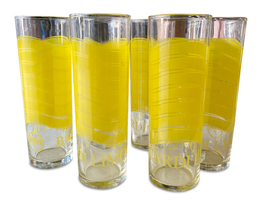 Set of 6 Vintage 'Bacardi' Tumblers