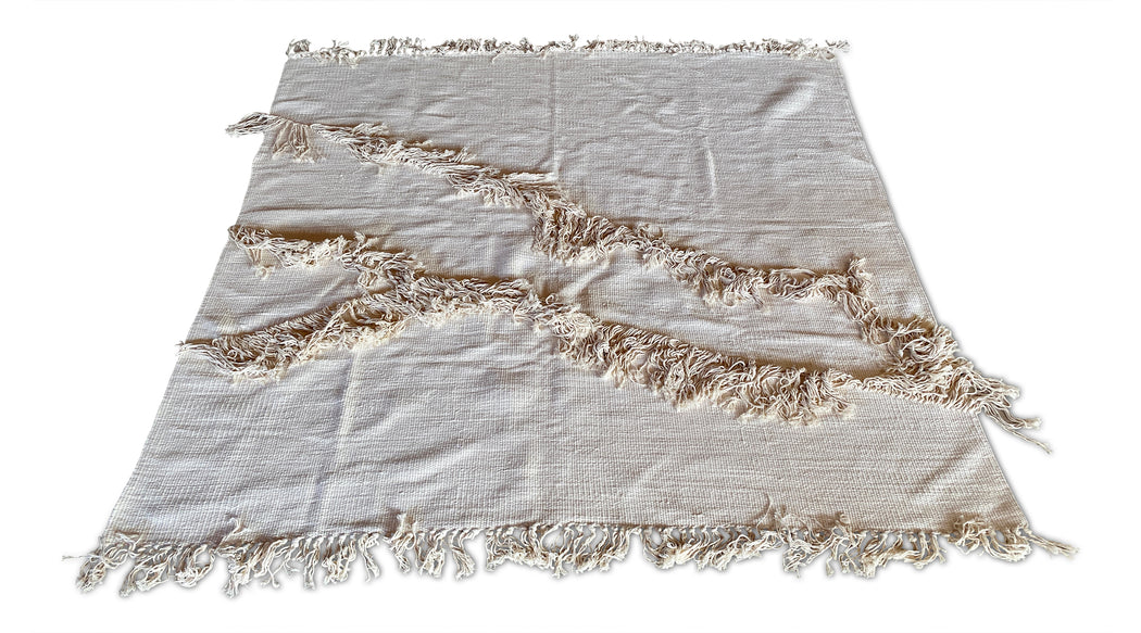 Morrow Soft Goods Tasseled Wall Hanging/Throw