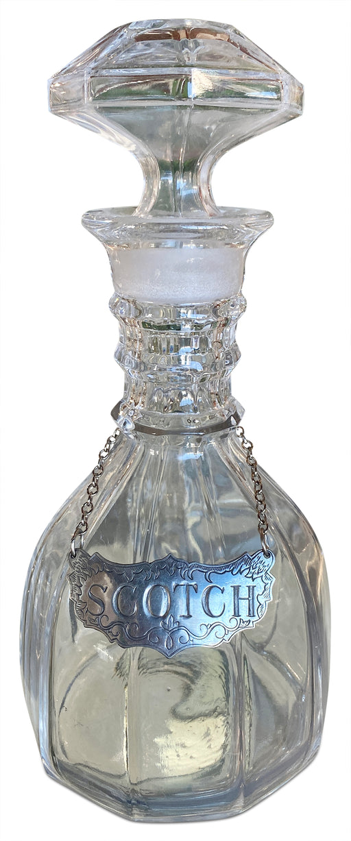 Scotch Decanter
