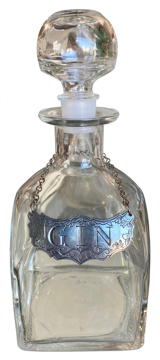 Gin Decanter