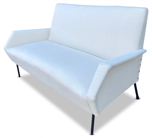 Upholstered Italian Loveseat