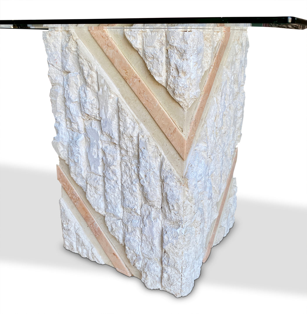 Mactan Stone Side Table