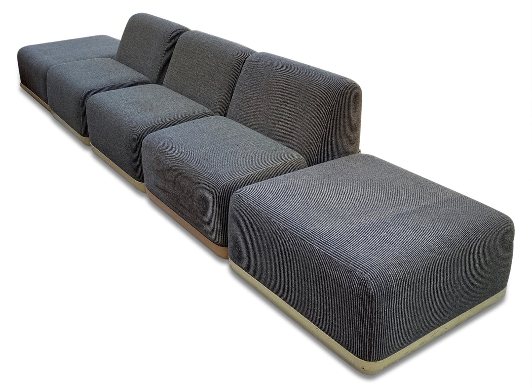 Harvey Probber Modular Sectional