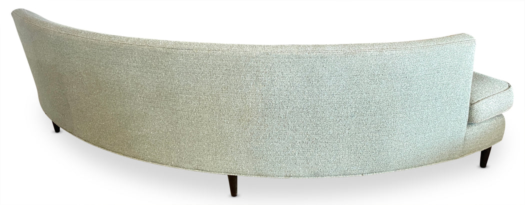 Jonathan Adler 2-Piece Curved Sofa