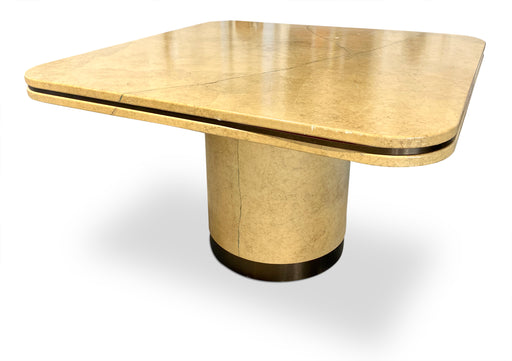 Lacquered Parchment Dining Table