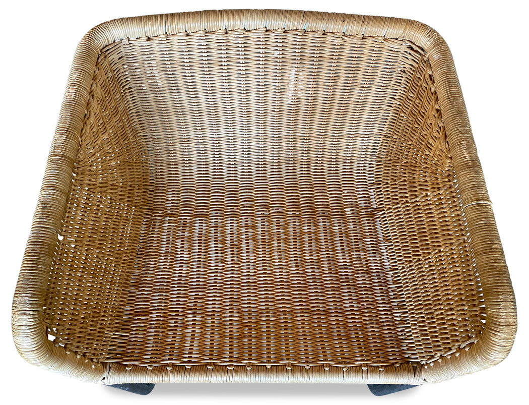 Martin Visser Wicker Chair