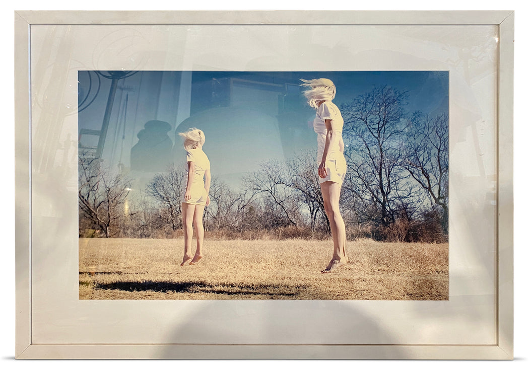 Two Floating Women Photograph