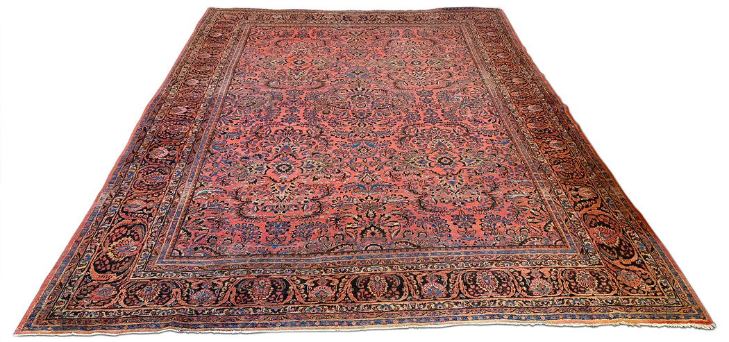 Large Red Persian Rug