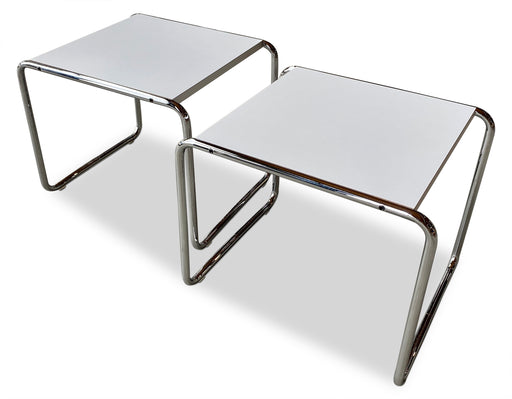Laccio End Table by Marcel Breuer for Knoll