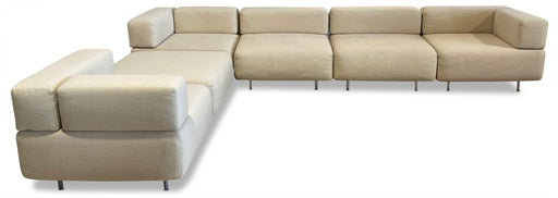 7-Piece Cubo Sectional by Harvey Probber