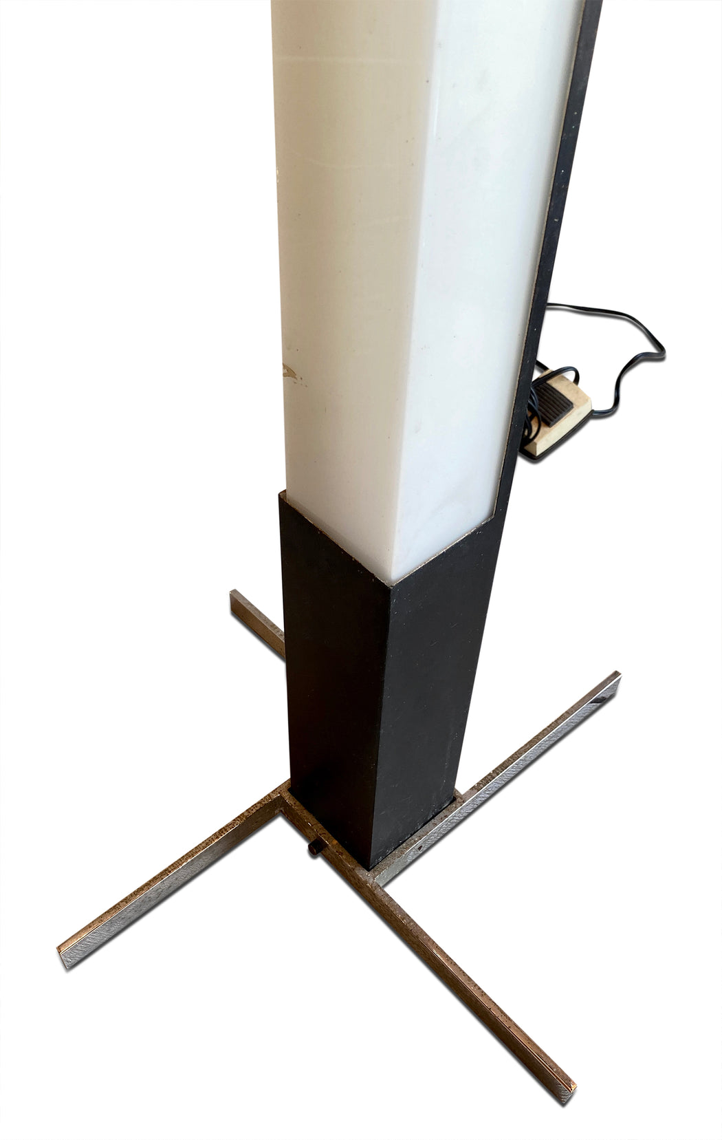 70's Italian Light Stick Floor Lamp