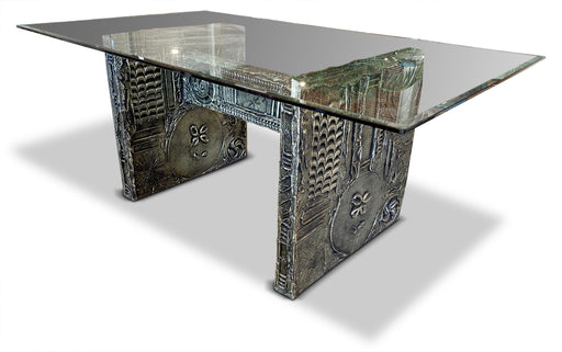 Adrian Pearsall Brutalist Dining Table